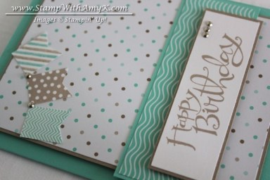 Banner Blast 2 - Stamp With Amy K