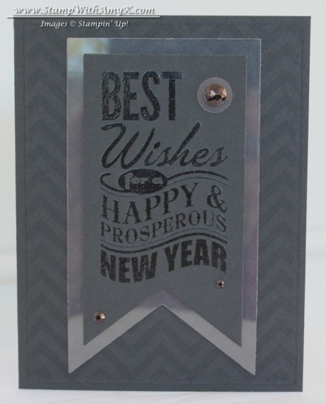 Best New Year - Stamp With Amy K