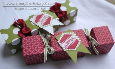Christmas Tagables 1 - Stamp With Amy K