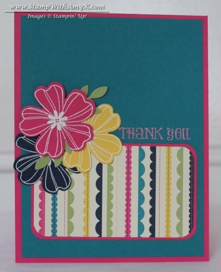 Flower Shop - Stamp With Amy K