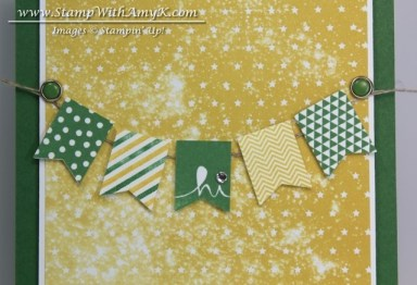 Banner Blast 3 - Stamp With Amy K