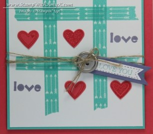 Itty Bitty Banners - Stamp With Amy K