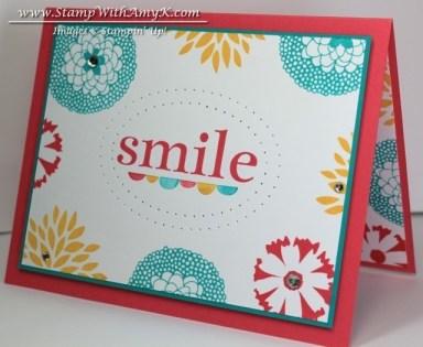 Petal Parade 2 - Stamp With Amy K