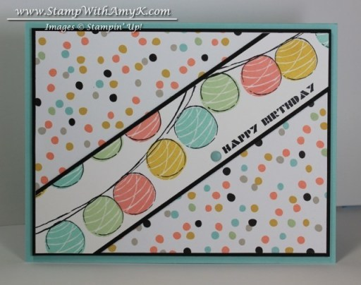 Happy Congratulations - Stamp With Amy K