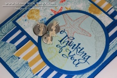 Sassy Salutations - Stamp With Amy K