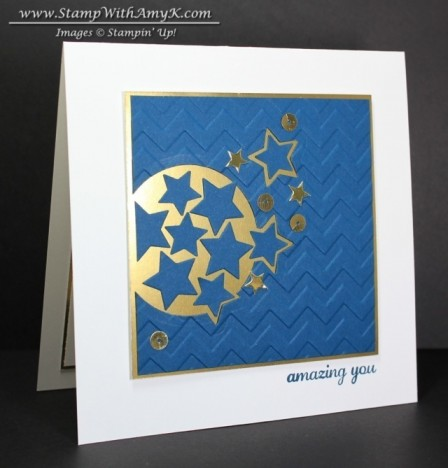 Express Yourself 1 - Stamp With Amy K