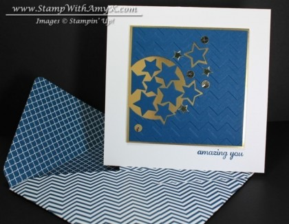 Express Yourself 3 - Stamp With Amy K