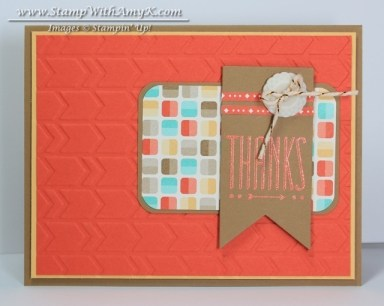 Hip Notes 1 - Stamp With Amy K