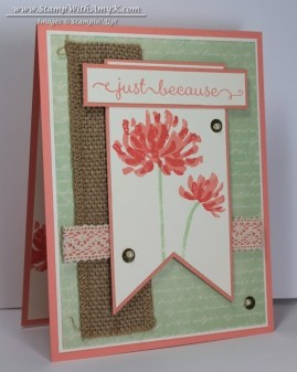 Too Kind 1 - Stamp With Amy K