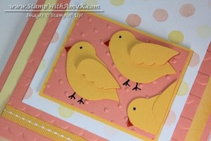 Bird Builder Punch - Stamp With Amy K