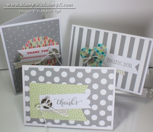 Happenings Simply Created Card Kit - Stamp With Amy K