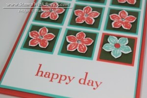 Happy Day - Stamp With Amy K