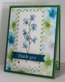 Happy Watercolor 2 - Stamp With Amy K