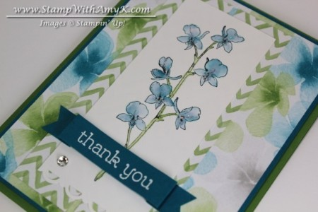 Happy Watercolor 3 - Stamp WIth Amy K