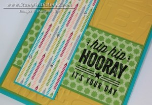 Hip Hip Hooray Card Kit 3 - Stamp With Amy K