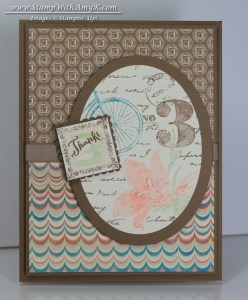 Postage Due 1 - Stamp With Amy K