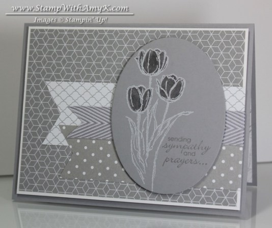 Blessed Easter - Stamp With Amy K
