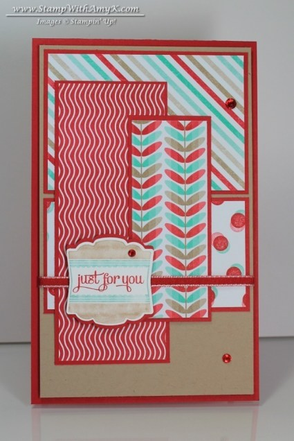 Label Love - Stamp With Amy K