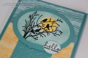 Serene Silhouettes 3 - Stamp With Amy K