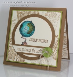 Traveler 1 - Stamp With Amy K