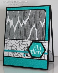 A Happy Hooray 2 - Stamp With Amy K