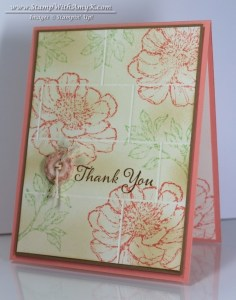 Bloom With Hope 2 - Stamp With Amy K