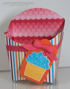 Cupcake Party - Stamp With Amy K