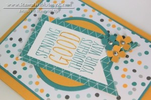 Perfect Pennants 3 - Stamp With Amy K