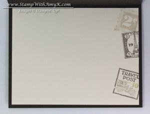 Postage Due - Stamp With Amy K