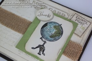 Traveler 2 - Stamp With Amy K