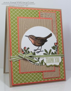 An Open Heart - Stamp With Amy K