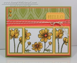 Bloom WIth Hope 1 - Stamp With Amy K