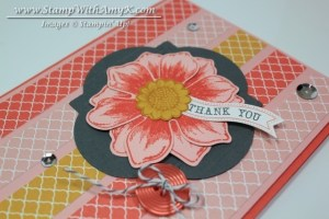 Beautiful Bunch 3 - Stamp With Amy K