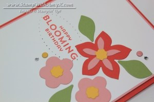 Flower Patch 3 - Stamp With Amy K