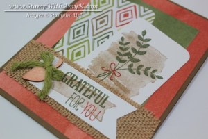 For All Things 3- Stamp With Amy K