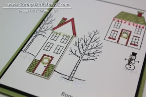 Holiday Home 3- Stamp With Amy K
