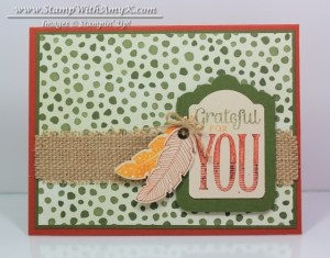 Merry Everything - Stamp With Amy K