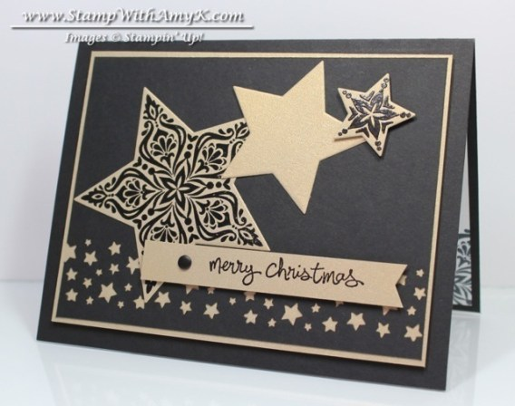 Bright & Beautiful - Stamp With Amy K