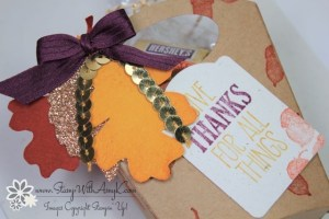 For All Things 2 - Stamp With Amy K