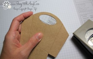 Fry Box Tutorial 5 - Stamp With Amy K