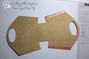 Fry Box Tutorial 6 - Stamp With Amy K