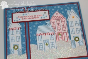 Holiday Home 3 - Stamp With Amy K