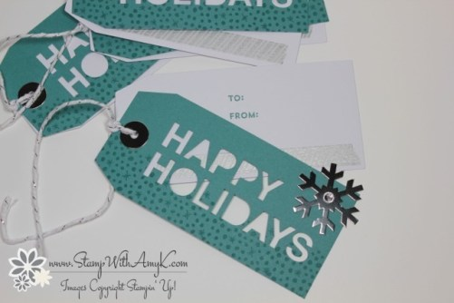 Simple Snowflake Paper Pumpkin Kit 4 - Stamp With Amy K
