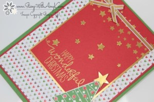 Wondrous Wreath - Stamp With Amy K