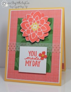 Crazy About You 1 - Stamp With Amy K