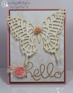 Hello You Thinlits Dies 1 - Stamp With Amy K