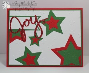 Stars Framelits - Stamp With Amy K