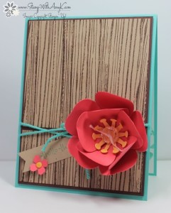 Build a Bouquet - Stamp With Amy K