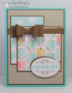 Simply Wonderful 2 - Stamp With Amy K