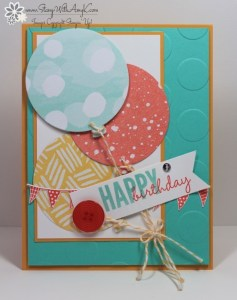 Celebrate Today 2 - Stamp With Amy K